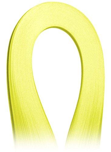 Quilling Papierstreifen 3 / 4 oder 5 mm, 200 Stk. 297 mm länge , 25 Farbe (3 mm, apricot) 200 Stk. 297 mm länge Enitan