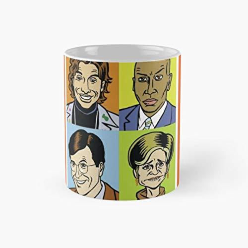 Strangers With Candy Square Mug, strangers with candy Cup, 11 Ounce Ceramic Mug, Perfect Novelty Gift Mug, Funny Gift Mugs, Funny Coffee Mug 11oz, Tea Cups 11oz ()