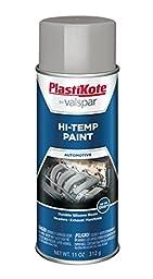 PlastiKote HP-14 Aluminum Hi-Temp Paint - 11 Oz.