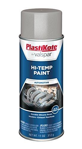 PlastiKote HP-14 Aluminum Hi-Temp Paint - 11 Oz. by PlastiKote (Image #1)