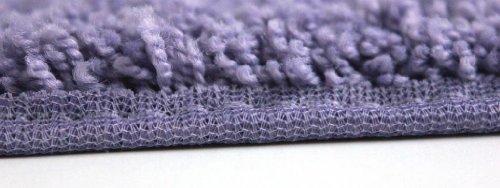 Pretty Plum Purple - 6'x9' Custom Carpet Area Rug