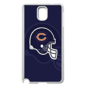 Chicago Bear Samsung Galaxy Note 3 Cell Phone Case White Q6962345
