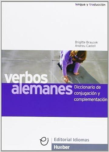 Verbos Alemanes Diccionario De Conjugación Y
