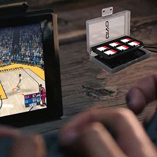 Étui de Rangement pour Jeux Nintendo Switch, - Actualités des Jeux Videos