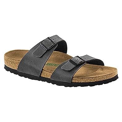 Amazon Com Birkenstock Sydney Vegan Sandals Sandals