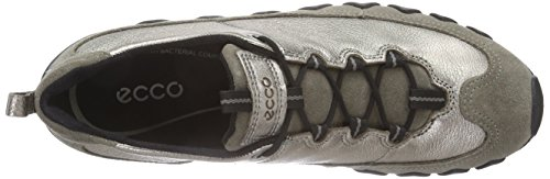 Ecco Dayla Scarpe Stringate Donna Derby Marrone (warmgrey / Warmgreymetallic 56049)