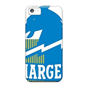Cute Tpu L.M.CASE San Diego Chargers Case Cover For Iphone 5c
