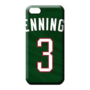 diy zhengiphone 5/5s Protection Pretty style phone case cover milwaukee bucks nba basketball