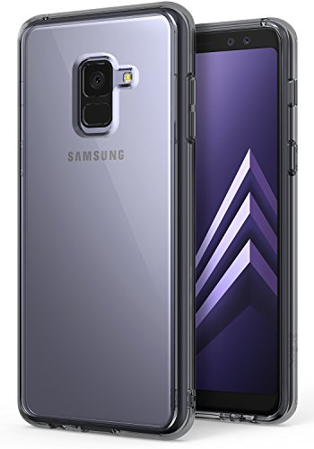 galaxy a8 2018 clear cover