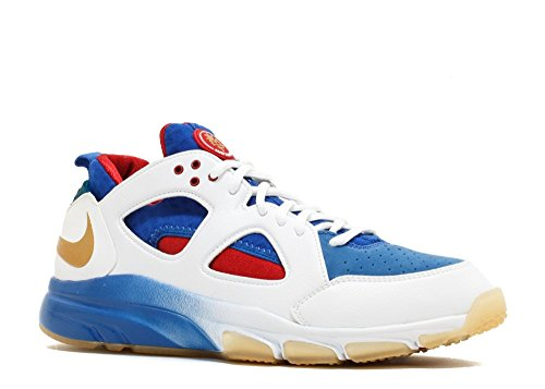 (Nike Zoom Huarache Tr Low Prem 'Manny Pacquiao' - 466512-174 - Size 11.5)