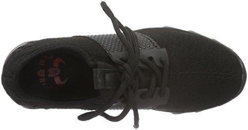 Unisex 01 Zapatillas Tamboga Negro Negro Adulto 1033 7x06RwESq