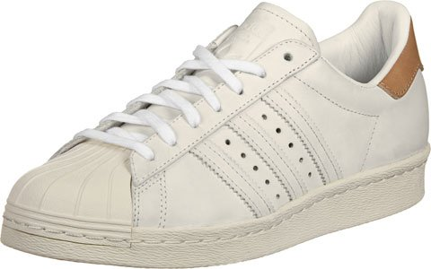 adidas Superstar 80 S Damen Sneaker Weiß