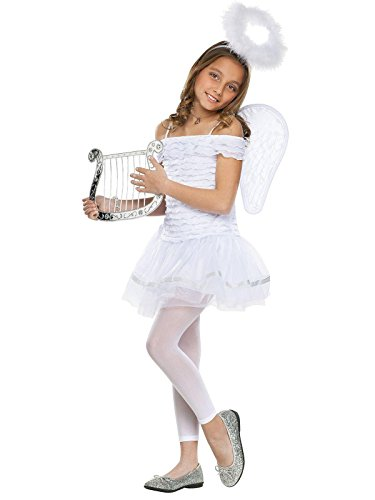 Angel Costumes For Little Girls (Little Angel Kids Costume)