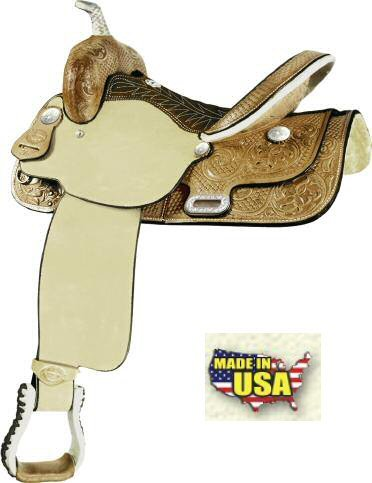 Billy Cook Time Breaker Saddle16 Inch Seat