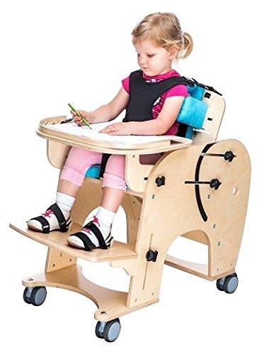 Silla para posicionamiento para niños con necesidades especiales JUMBO 2 con mesa