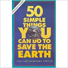 49 simple things you can do to save the earth essay You may think that curbing your own carbon footprint and consumption won't do  much to reduce the human pollution that is consuming our vast.