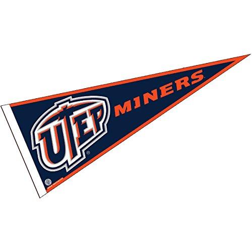 UTEP Pennant Full Size Felt