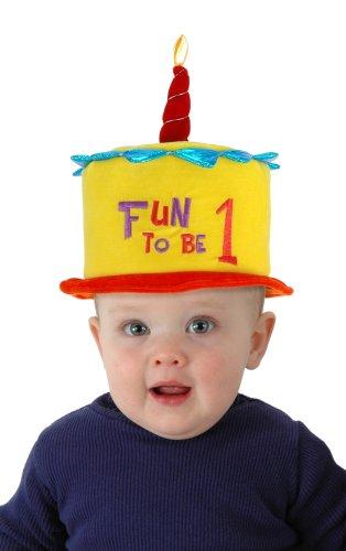 Elope Inc.  Toddler B'day Fun to be 1 Hat
