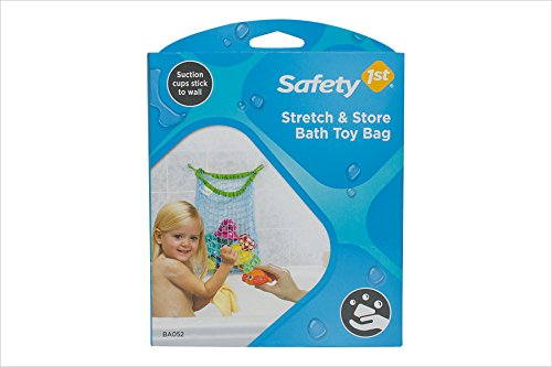 Safety 1st Stretch and Store Bath Toy Bag - 2 Pack