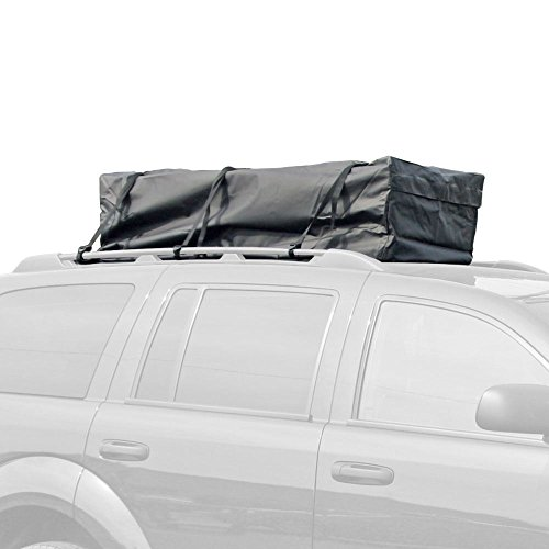 Apex RBG-04 Extra-Large Roof Cargo Bag - 19.6 Cubic ft. Capacity - Explorer Snowboard Bag