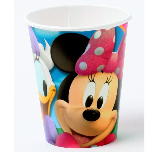 (Paper Cups - Minnie's Clubhouse,)
