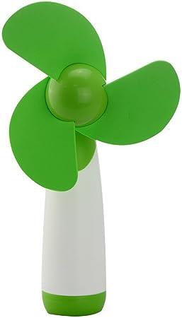 Flyproshop Mini Ventilador de Mano Ventilador de enfriamiento ...