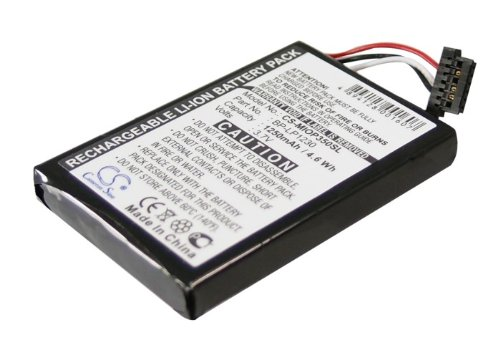 vintrons-rechargeable-battery-1250mah-for-navman-praktiker-looxmedia-6500-541380530005-pin-g025a-ab