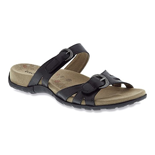 Black Taos Women's Sandal Reward Slide wIPTdPq