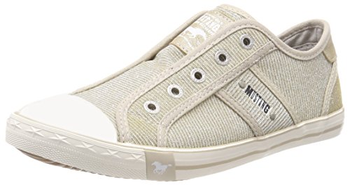 Infilare 407 Donna Sneaker 480 Beige 1099 Mustang Champagner T1Xxw5IOq