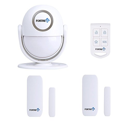 Big Save! Fortress Security Guardian: All-In-One Motion Activated Alarm Host- DIY Security Alarm or ...