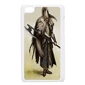 White Lion Warhammer 0 Game iPod Touch 4 Case White Decoration pjz003-3770290