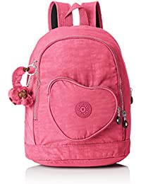 Heart Small Backpack Carmine Pink