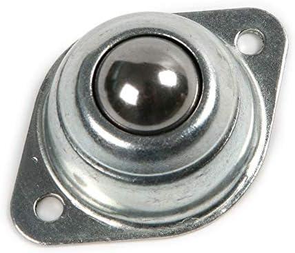 ホイール 8本5/8インチフランジがユニットキャスターローラーホイールボールベアリングセットをボールベアリング転送をマウント