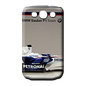 samsung galaxy s3 Collectibles Durable Pretty phone Cases Covers mobile phone carrying covers bmw sauber f1 side view