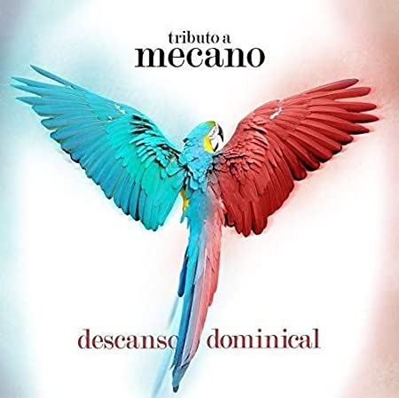 Varios - Descanso Dominical (Tributo a Mecano) Cd Digipack