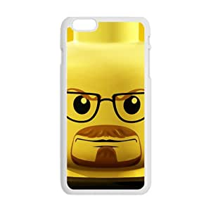 Yellow cute little doll Cell Phone Case for iPhone plus 6
