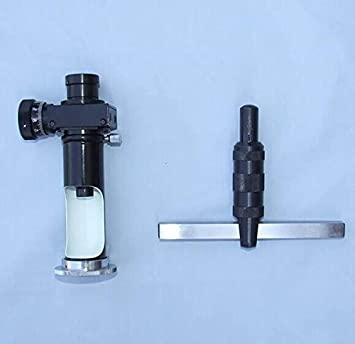 Portable Microscope Readout for Hammer Hitting Brinell Hardness Tester Meter HOT