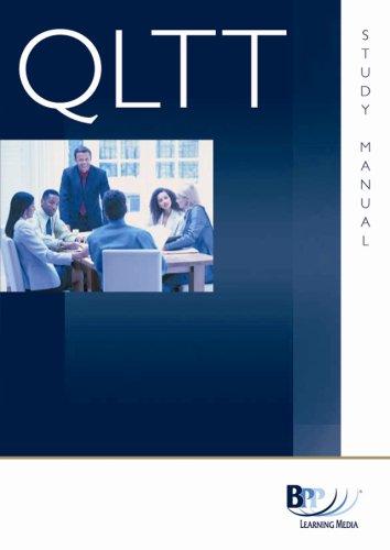 Read Online QLTT - Head III Professional Conduct and Accounts: Study Manual PDF
