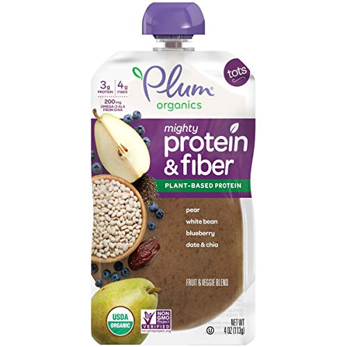 Plum Organics Protein Organic Blueberry product image