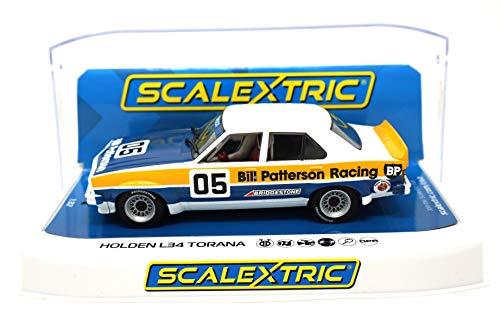 Scalextric Holden Torana ATCC 1977 Peter Brock 1:32 Slot Race Car C4019 32nd Scale Slot Car