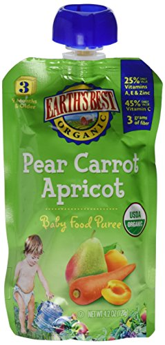 Earths Best 3rd Foods Purees product image