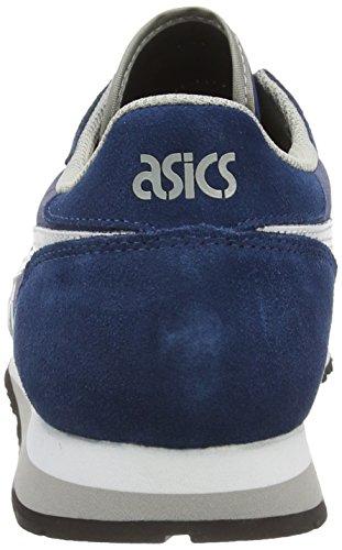Asics white Runner poseidon Mixte Sneakers Oc Bleu 5801 Adulte Basses R8q7Rw