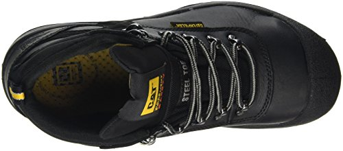 Caterpillar Pneumatic S3, Scarpe Antinfortunistica Uomo nero
