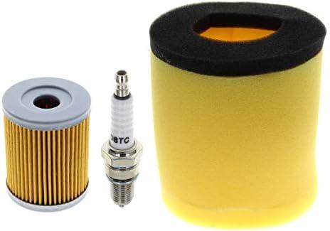 3pcs Oil Filter For SuzukiATV LT-F250 Quadrunner1988-1998 1999 2000 2001 2002