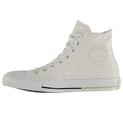 Volt Unisex Sneakers Hi 153791C CTAS Converse Black White n7qwRHRWB