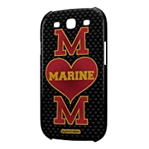 Inspired Cases 3D Textured Marine Mom Military Case for Samsung Galaxy S3