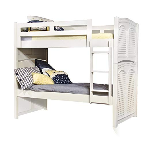 (American Woodcrafters Cottage Traditions Twin Bunk Bed)