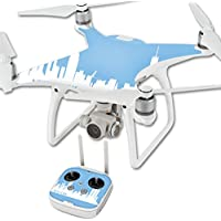 Skin For DJI Phantom 4 Quadcopter Drone – New York | MightySkins Protective, Durable, and Unique Vinyl Decal wrap cover | Easy To Apply, Remove, and Change Styles | Made in the USA