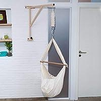Soporte de pared para hamaca de bebé