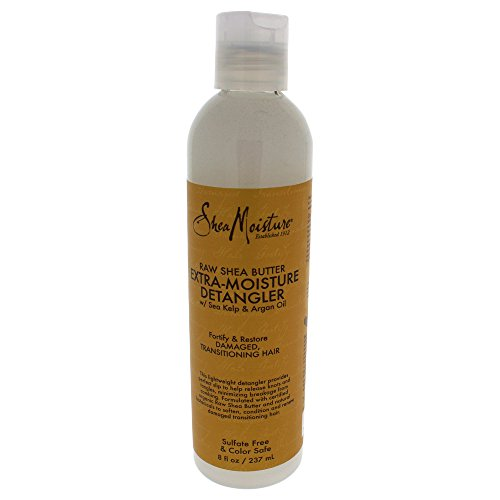 Price comparison product image SheaMoisture 8 oz Raw Shea Butter Extra-Moisture Detangler